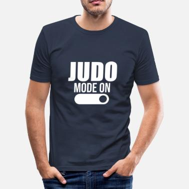 Mode Techn Mode judo en mode judo - T-shirt moulant Homme