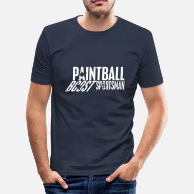 Paintball Paintball - slim fit T-shirt