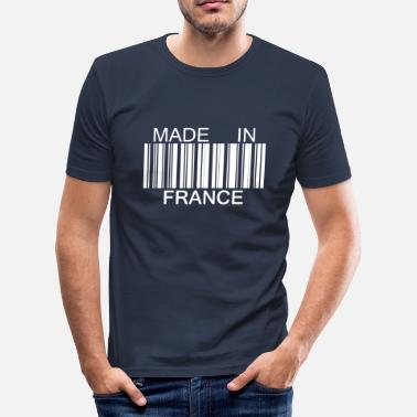 Made In France Made in France - T-shirt près du corps Homme
