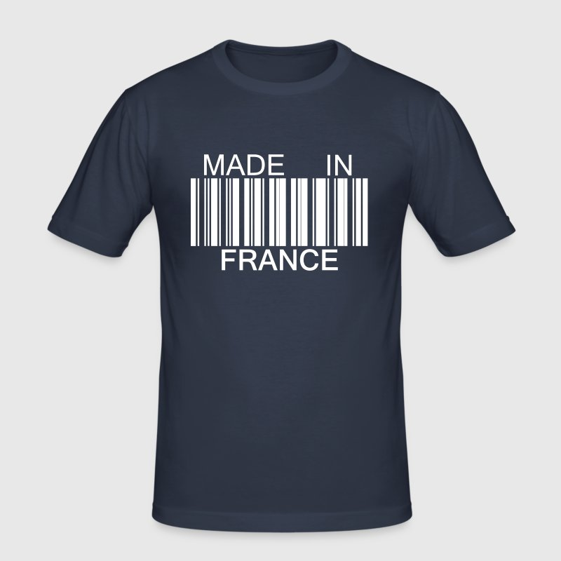 Made in France - T-shirt près du corps Homme