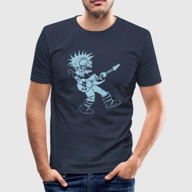 punk - Männer Slim Fit T-Shirt