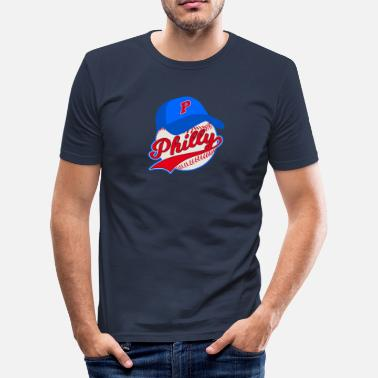 Philly Philly Baseball Philadelphia Pennsylvania - Herre Slim Fit T-Shirt