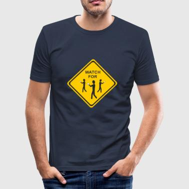 Sign - Smartphone User 2 - slim fit T-shirt
