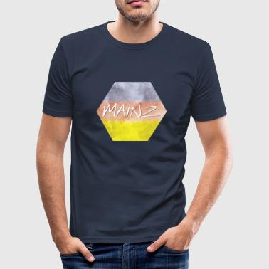 Mainz Mainz - Herre Slim Fit T-Shirt