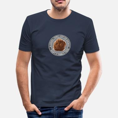 Tribble Adoptie Center - slim fit T-shirt