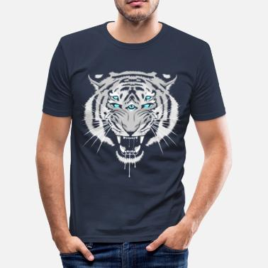 Pounce Snowblind - Men's Slim Fit T-Shirt