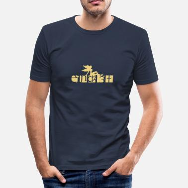 Engel fonetiek engel / phoneticsAngel (1c) - slim fit T-shirt
