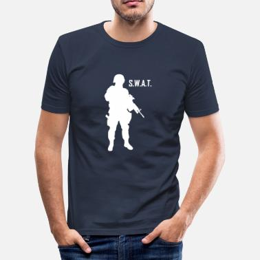 Swat Swat - Herre Slim Fit T-Shirt