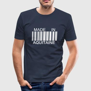 Made in Aquitaine - Tee shirt près du corps Homme