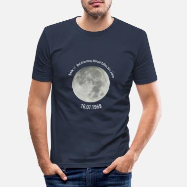 Moon Landing moon-landing - Men's Slim Fit T-Shirt