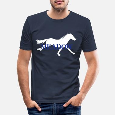 Meadow Meadow - Men's Slim Fit T-Shirt
