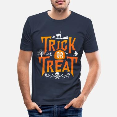 Trick Or Treat Trick Or Treat - T-shirt moulant Homme