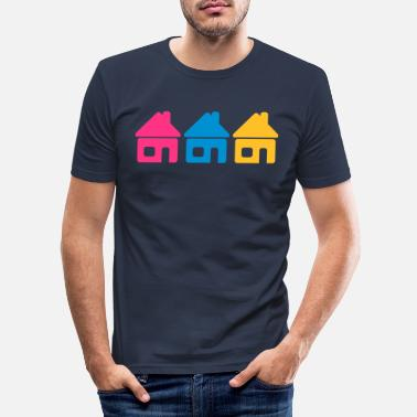 Neighborhood Neighborhood - Men's Slim Fit T-Shirt