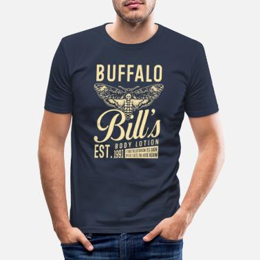 Buffalo Bills Buffalo Bills Body Lotion - Männer Slim Fit T-Shirt