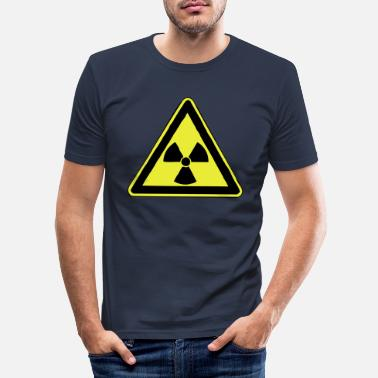 Radioactive Radioactive - Men's Slim Fit T-Shirt
