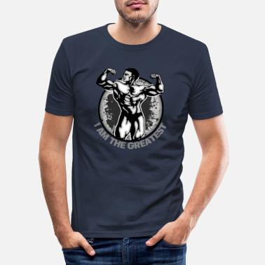 Plus Grand Je suis le plus grand - T-shirt moulant Homme