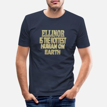 Ellinor Ellinor - Men's Slim Fit T-Shirt