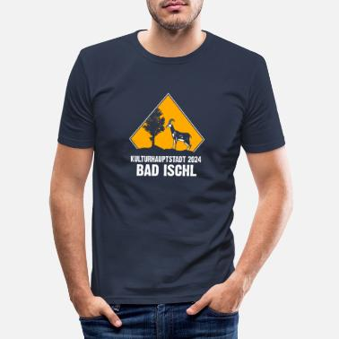 Capital Cultural Bad Ischl Capital Cultural 2024 - Camiseta ajustada hombre