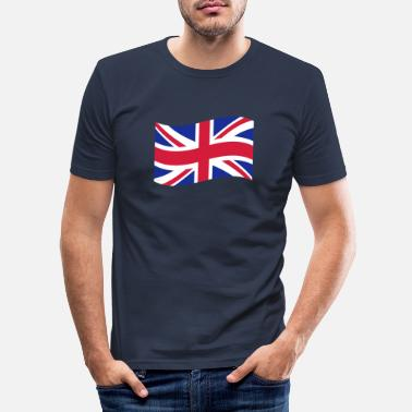 Uk UK - Men's Slim Fit T-Shirt