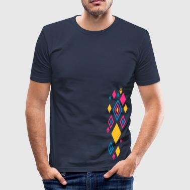 Ornamente - Männer Slim Fit T-Shirt