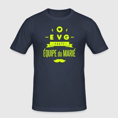 EVG party - T-shirt près du corps Homme
