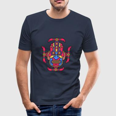 tribal Totem - Slim Fit T-shirt herr