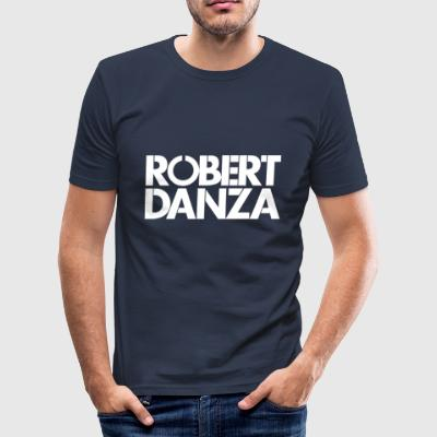 Robert Danza Jack - Slim Fit T-skjorte for menn