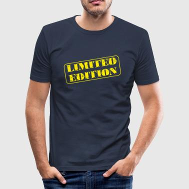 Limited Edition - Slim Fit T-shirt herr