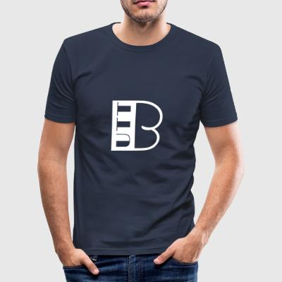 butt wite - Herre Slim Fit T-Shirt