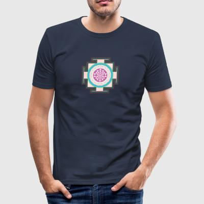Mandala Harmony - slim fit T-shirt