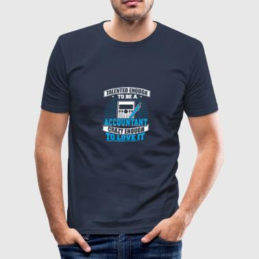 TALENTED revisor - Herre Slim Fit T-Shirt