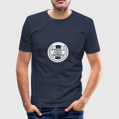 IRLAND - Herre Slim Fit T-Shirt