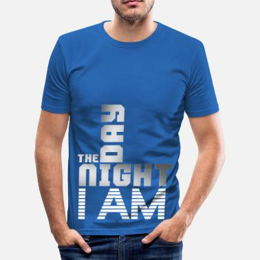 DAY NIGHT by Florian VIRIOT - T-shirt près du corps Homme