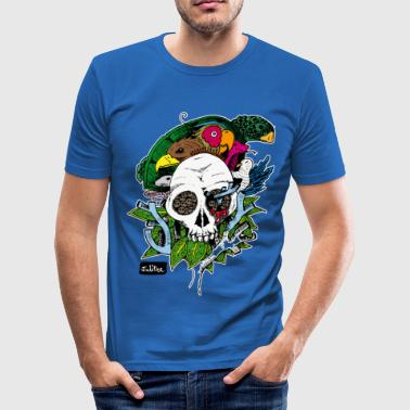 nature - Men's Slim Fit T-Shirt