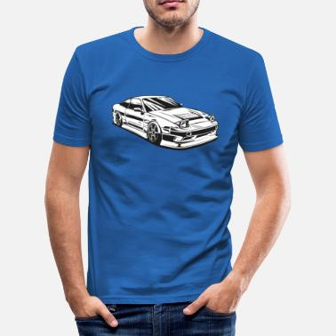 Tuning Tuning - Slim fit T-shirt mænd