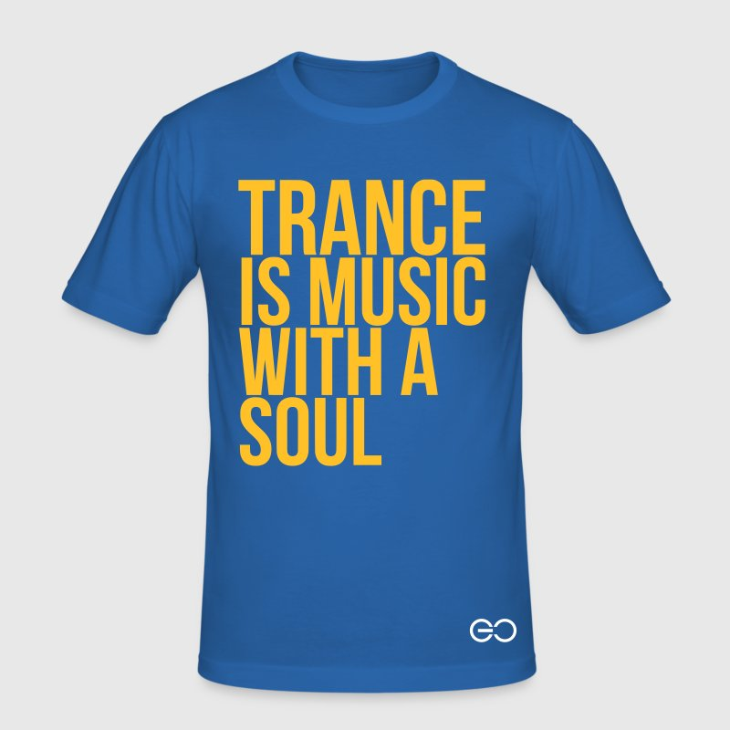 Trance Soul Tops - Men's Slim Fit T-Shirt