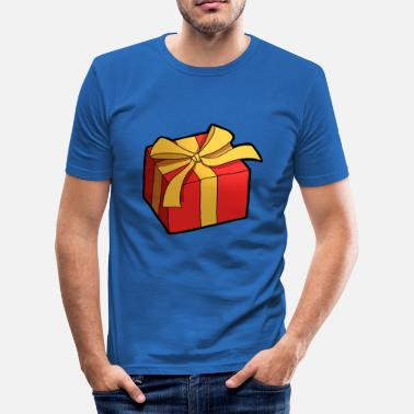 Bow Box gift - Men's Slim Fit T-Shirt