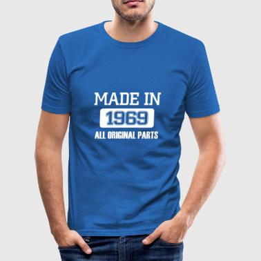 Made in 1969 - Men's Slim Fit T-Shirt
