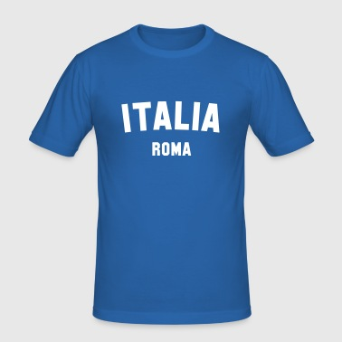 ROMA - Men's Slim Fit T-Shirt