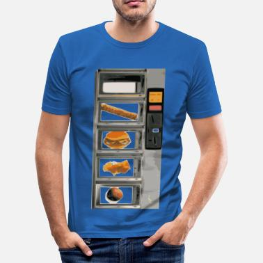Grappig Snack - slim fit T-shirt