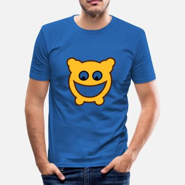 Gloomy Gloomy Is Happy! - Men's Slim Fit T-Shirt