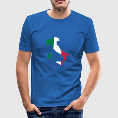 Italy - Herre Slim Fit T-Shirt