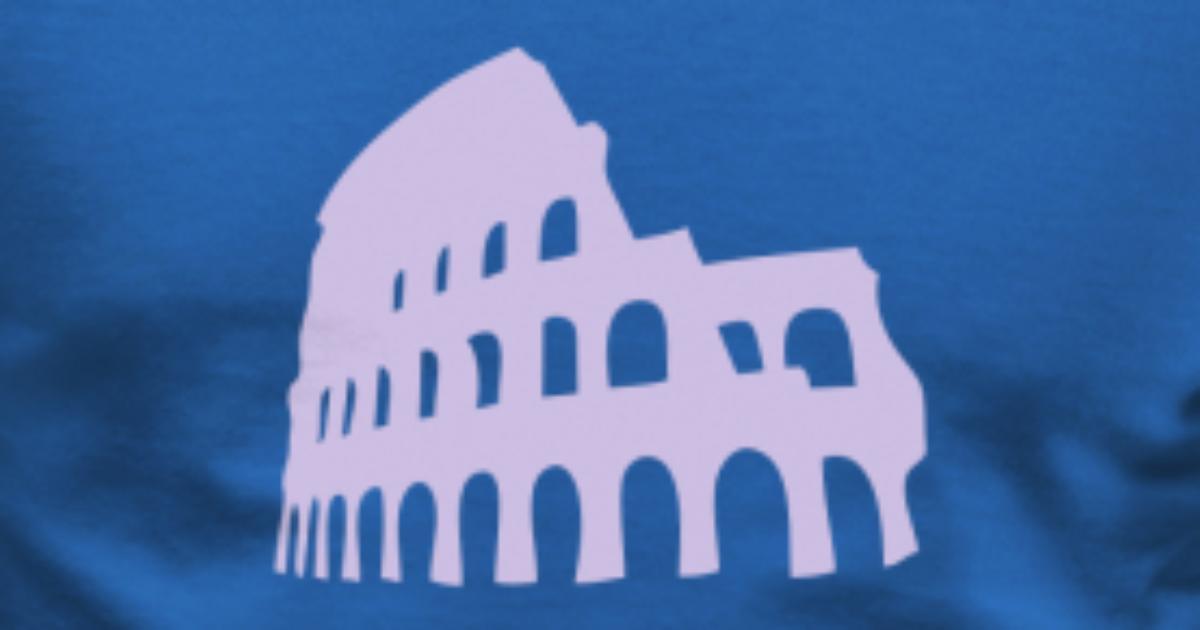 Kolosseum Rom Denkmal 18 von c2b | Spreadshirt