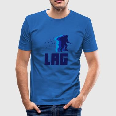 Lag - Men's Slim Fit T-Shirt
