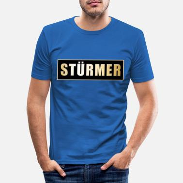 Strike Striker - T-shirt slim fit herr