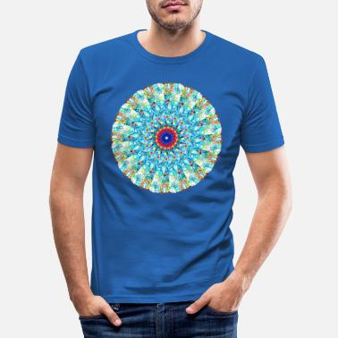 Hippie bflow11 - Slim fit T-shirt mænd