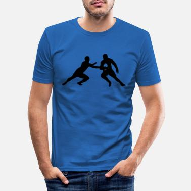 Rugby Rugby - Men's Slim Fit T-Shirt