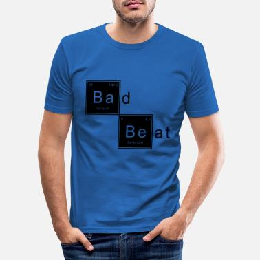 Bad Beat - T-shirt moulant Homme