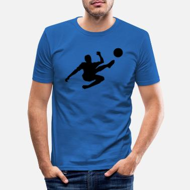 Kick Kicker - T-shirt slim fit herr