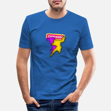 Bizarre Jojo Bizarre Adventure | ZAWARDO - Slim fit T-shirt mænd